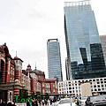 KITTE大樓鳥瞰東京車站