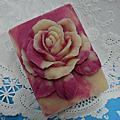玫瑰模手工皂