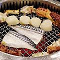 【台北美食】帝一 帝王蟹海鮮/黑毛牛/伊比利豬 頂級燒烤吃到飽