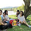 【桃園旅遊】三坑自然生態公園泡腳野餐趣