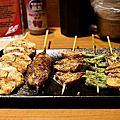 【台北美食】柒串燒(長安店)