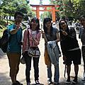 2012.5.5 在奈良給鹿看