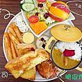 六吋盤早午餐(鼎新店)