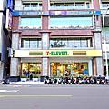 7-11(愛河門市)