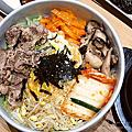 新竹東門市場。4.8坪韓式料理專賣