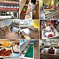 106.6.24--3Y5m小蜜拉玩Urban Land親子餐廳