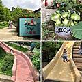 107.5.1--小蜜拉4Y3m新竹森林鳥花園,超長溜滑梯看鳥兒放電好去處