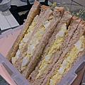水煮蛋三明治