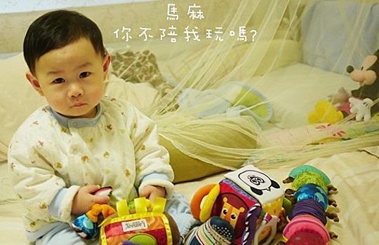 新生兒寶寶們最愛的玩具!