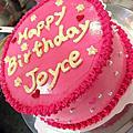 Ginjer造型蛋糕-生日系列