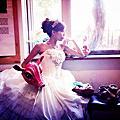 童話主題自助婚紗