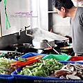 【國內。趴趴走】20130428 隱藏巷弄間的客家美食 大益快炒 / 客家美食 食記 楊梅