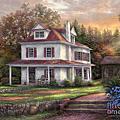 <Buffalo Games> Chuck Pinson-New Horizons 1000P