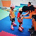 內湖兒童運動中心-兒童直排輪