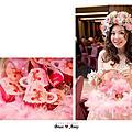 婚禮攝影55張入本