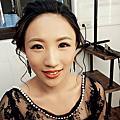 新娘秘書作品集:台北新秘Joyce