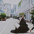 027-日式迷漾婚紗