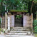 日本-京都-詩仙堂-11月楓紅