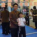 韓門第一屆幼兒暨兒童武藝競賽