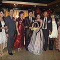 2013/03/31參加feather婚禮