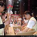"""2011.04.30 母親節""""溫馨獻愛""""花束義賣活動(站前組)"""
