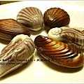Belgian Seashells。貝殼巧克力