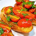 蕃茄羅勒長棍-梅爾雷赫Cosecha Propia 頂級冷壓初榨橄欖油