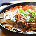 韓國銅盤烤肉-豆油伯甘田金桂健康醬油禮盒