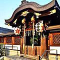 日本京都-晴明神社