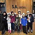 20170118我在韓國溫暖的家-S.A. Seoul公寓式酒店