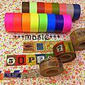 |紙膠帶|Mark's副品牌maste♥