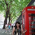 2008.07.28 倫敦之英國博物館 王十字車站  柯芬園  冰庫酒吧