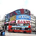 2008.08.03 倫敦 最熱鬧的購物區