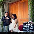 2011 A&L 婚紗