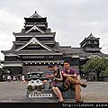 2014-08-24 Day 2 太宰府+九州博物館+熊本城
