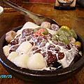 20080825水龜伯豆花+黑丸嫩仙草