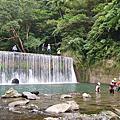 20081025加九寮溯溪