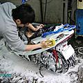 20081207洗車