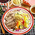 沙拉區(沙拉套餐,油醋醬,亞洲醬)