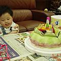 小豬仔農曆一歲生日