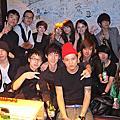 LUSSO 2011髮型秀慶功宴