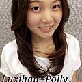 Luxi - Polly設計師「輕盈感層次剪髮」