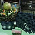 打包帶編織包亮麗配件品