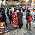 2015/Nov4-9京都&大阪東寺&東福寺