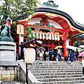 伏見稻禾神社x清水寺