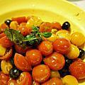 1021113 奈潔拉試做之櫻桃蕃茄和橄欖