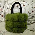 20101222超可愛綠藻包!XD