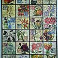 Vintage Flora 500P by Ravensburger