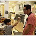 Casper 8Y天母廚房雞蛋糕/弓箭