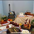 台灣烘焙廚藝交流協會--2009法式甜點極緻體驗